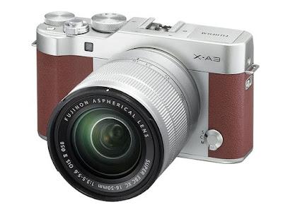 X-A3, Mirrorless Entry-Level Terbaru Fujifilm