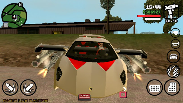 Cars Have Weapons Mod for Android