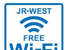 JR西日本免費WiFi(更新2016年1月)