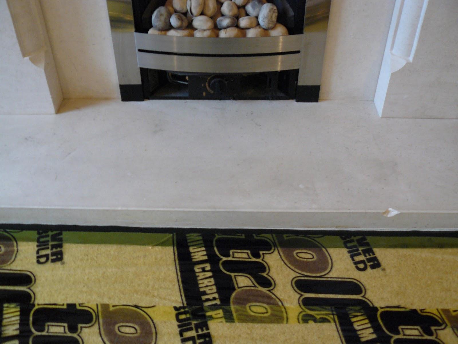 Limestone Fireplace | Natural Stone Restoration - Essex