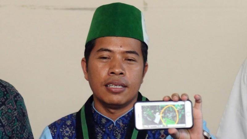 Ketua PB HMI Mulyadi P Tamsir