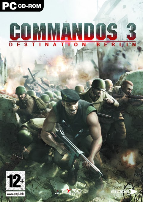 Descargar Commandos 3: Destination Berlin [PC] [Portable/Full] [Español] [1-Link] Gratis [MEGA-MediaFire]