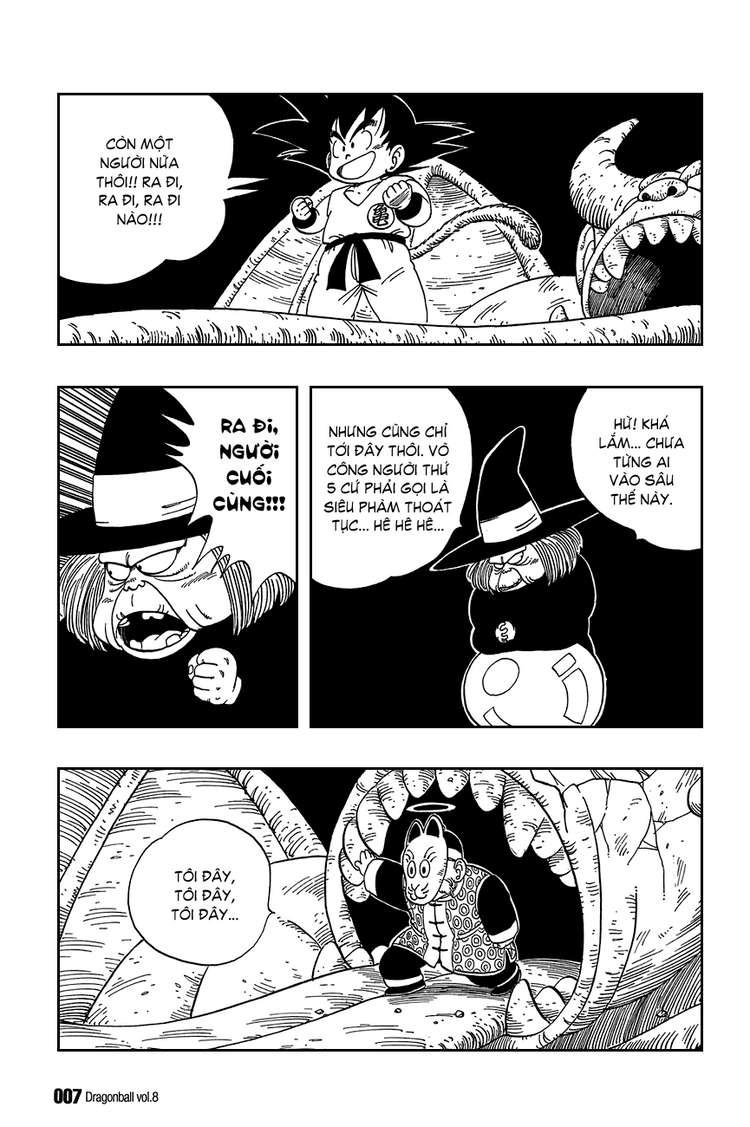 Dragon Ball chap 105 trang 3
