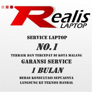 Service Laptop di Malang - Terbaik nomor 1 hanya di realislaptop.com