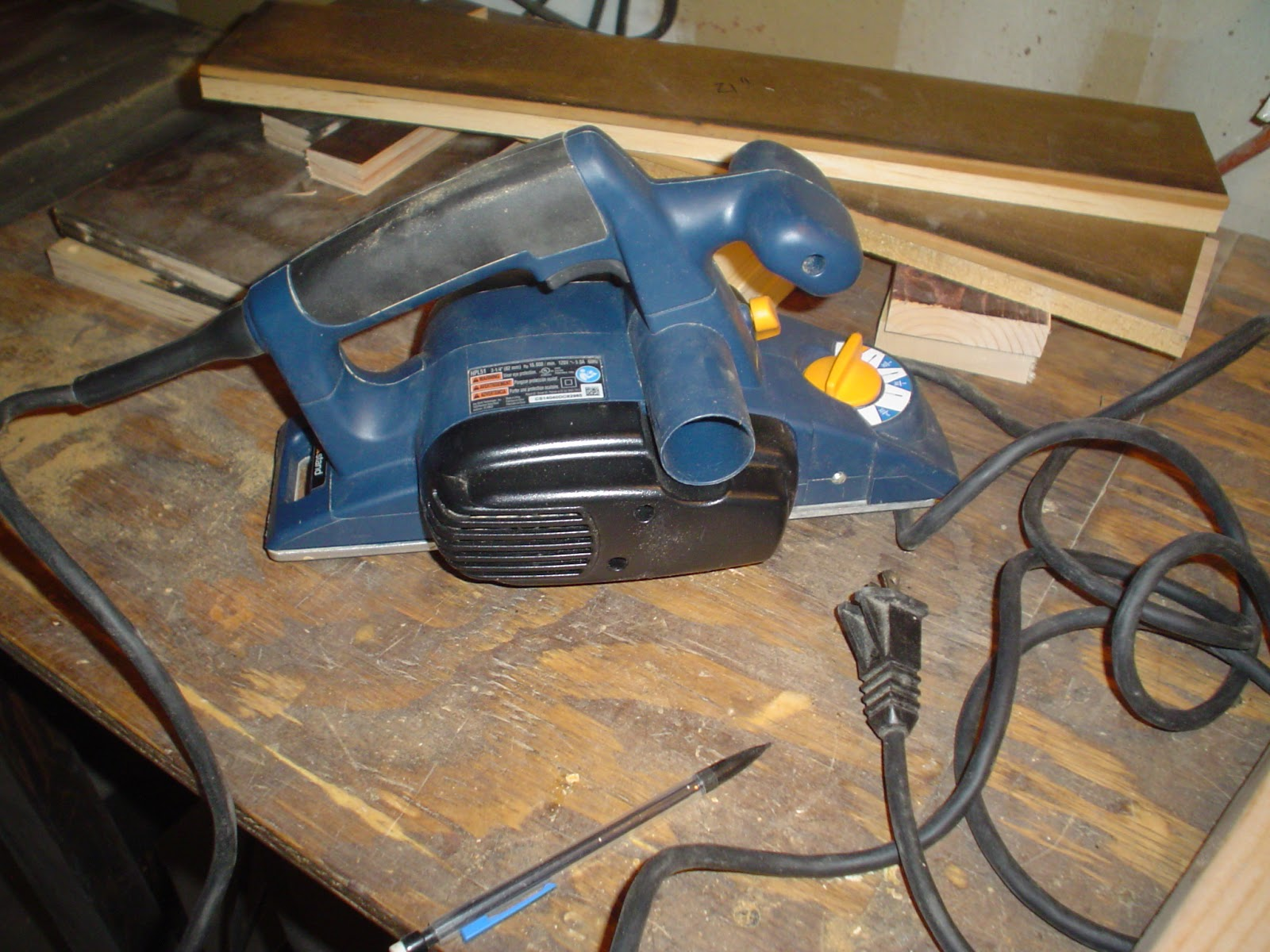 Circular Saw Jointer