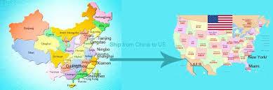 China EMS service