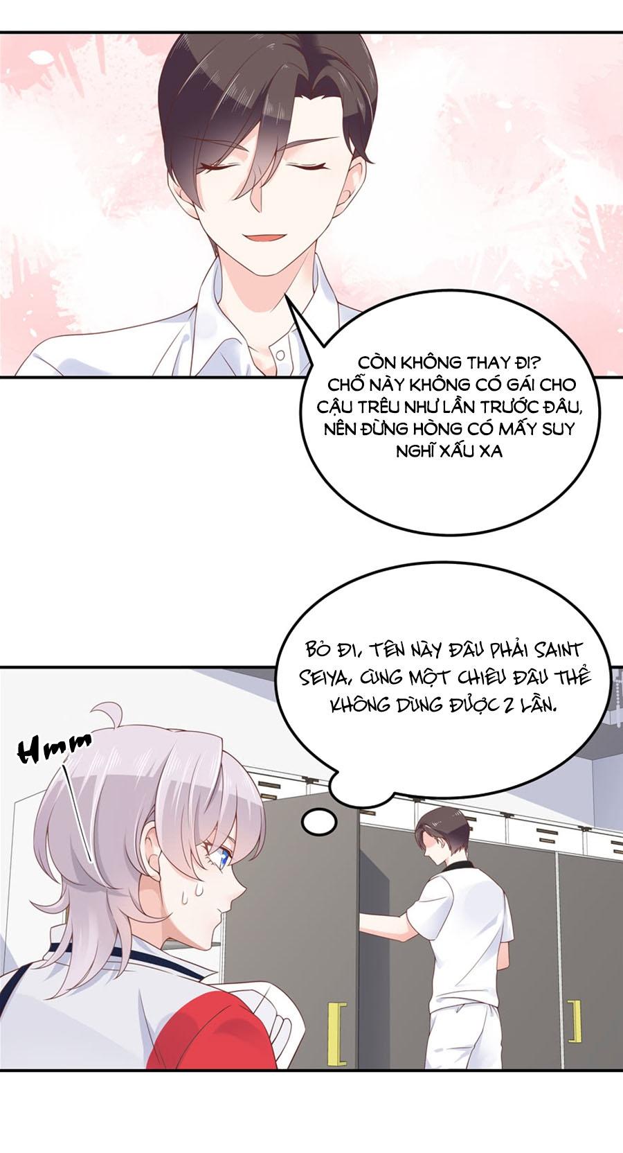 Hotboy Quốc Dân Là Nữ chap 46 - Trang 9