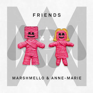 Marshmello & Anne-Marie - FRIENDS - Single (2018) [iTunes Plus AAC M4A]
