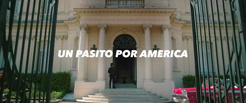 Boni y Kelly - ¨Un pasito por América¨ - Videoclip - Dirección: Ernesto Fundora. Portal Del Vídeo Clip Cubano - 03