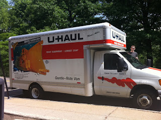 U Haul Moving Truck >> Boston Sunshine