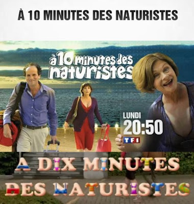 À dix minutes des naturistes. 2012. Full version. HD.