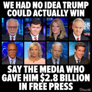 Trump Free Media