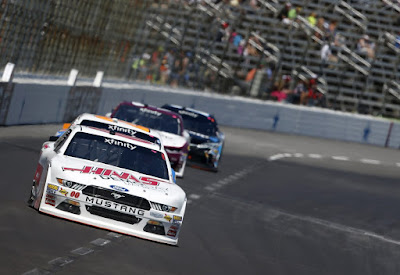 Cole Custer Made the Most of Jump to Xfinity Series with Stewart-Haas Racing