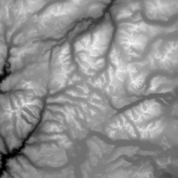 master maps: Converting terrain data to a WebGL-friendly format