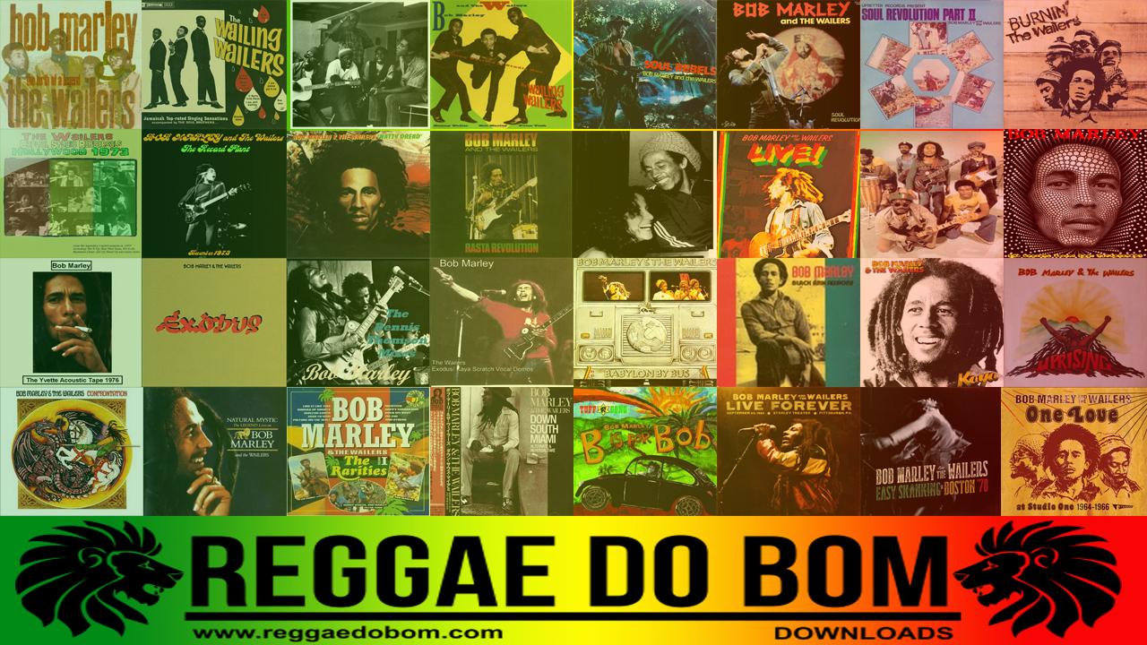 Reggae Do Bom Downloads Discography Bob Marley The Wailers Singles Demos Remixes Live Studio