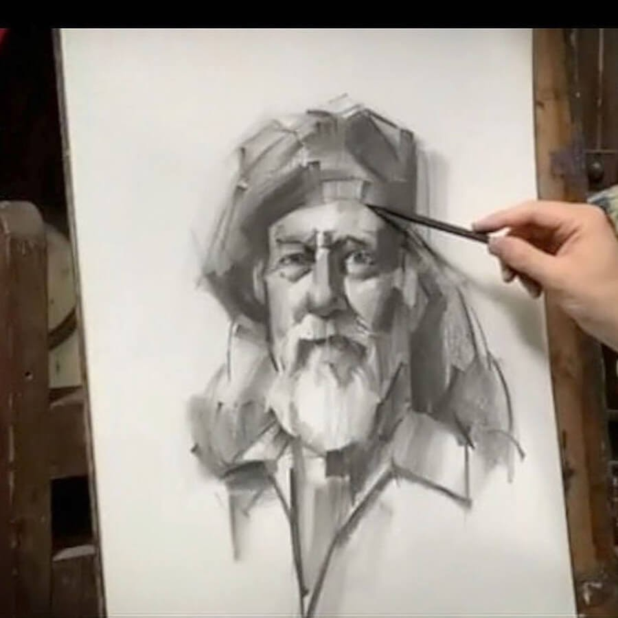 08-Charcoal-Portraits-Charles-Miano-www-designstack-co