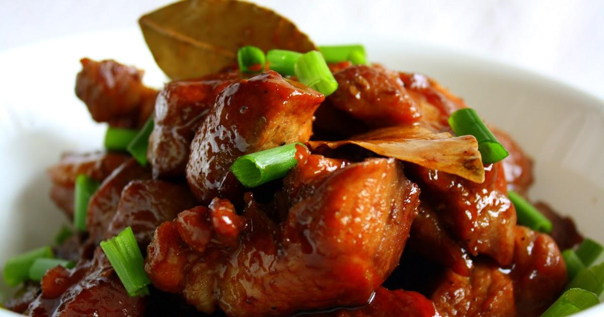 Adobo Lechon Lumpia And Halo Halo Organic Food