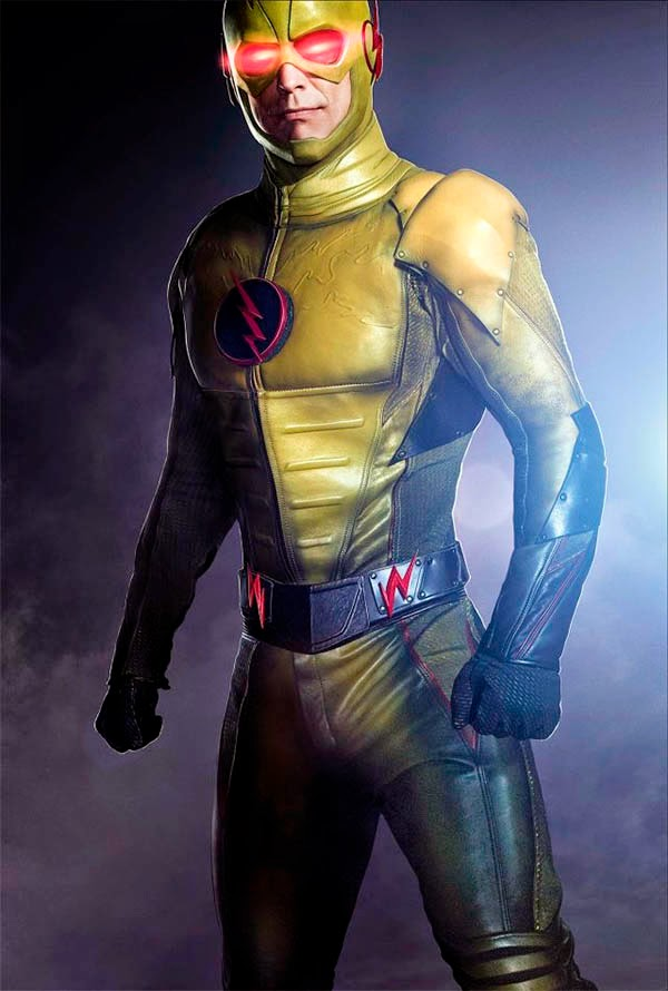 Poster Reverse Flash HD