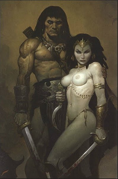 This Week's Conan Pic - by Brom