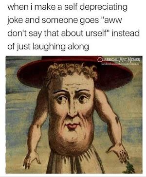 Nice Classical Art Memes