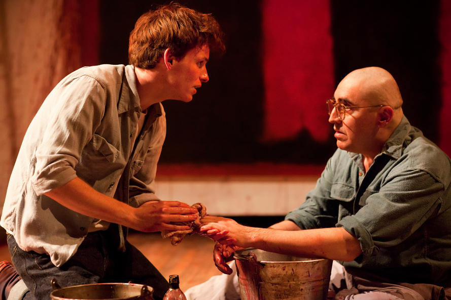 Addicted to Eddie: Film and play fathers of Eddie - photos ...