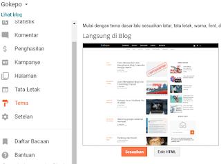 Cara Mudah Membuat Daftar Isi Blog