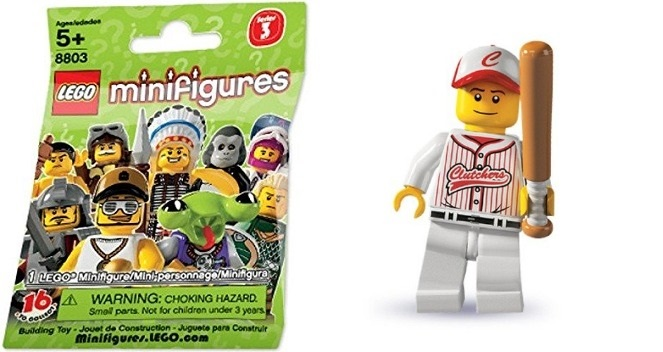 Nachos Grande: LEGO and Baseball: Another Guest Post!