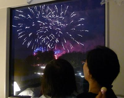 NYE Fireworks in Rotorua