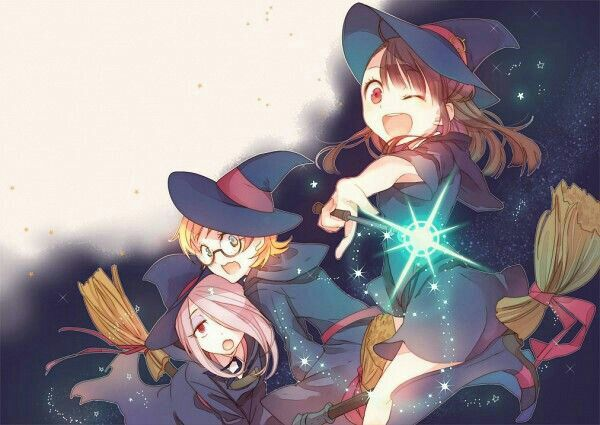 Little Witch Academia Movie BD Subtitle Indonesia