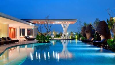 harga dan akomodasi hotel Hilton Bandung