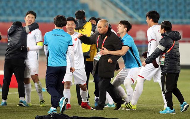 HLV Park Hang Seo cảnh báo dàn SAO U23 Việt Nam 2