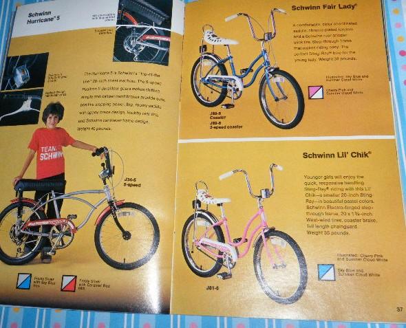 1980 Schwinn Catalog