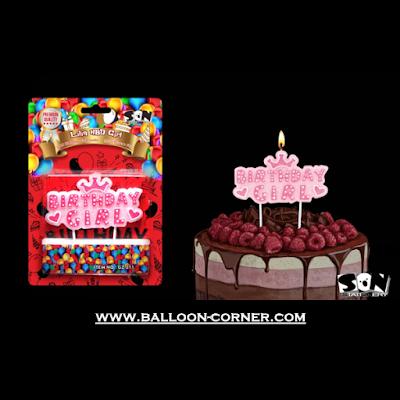 Lilin Ulang Tahun Birthday Boy
