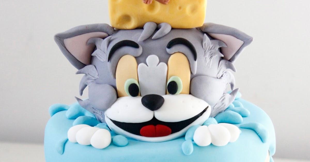 Tom And Jerry Birthday Cake Singapore