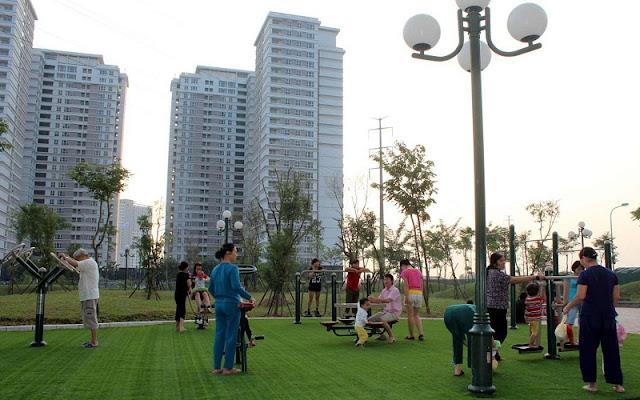 Chung cư The k park hà đông khu chung cư cao cấp đáng sống