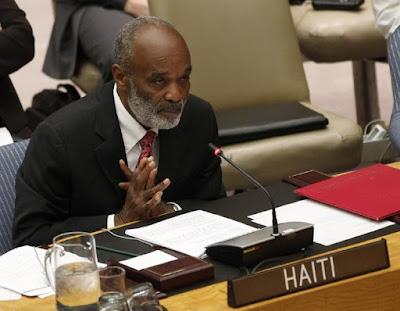 Haiti, Rene Preval, ews, Foreign, Jovenel Moise