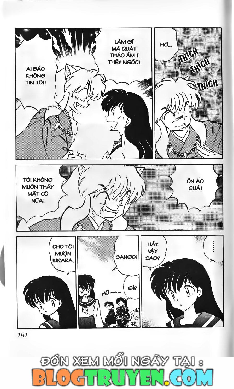 Inuyasha vol 14.10 trang 16