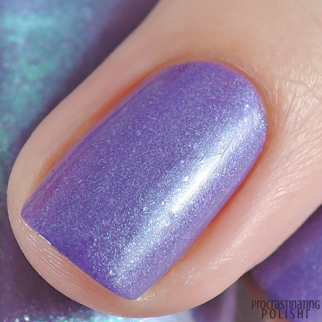 Grace-full Nail Polish - Peace and Tranquility | The Procrastinating Polishr