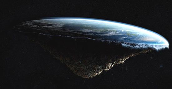 Resultado de imagem para teoria terra plana