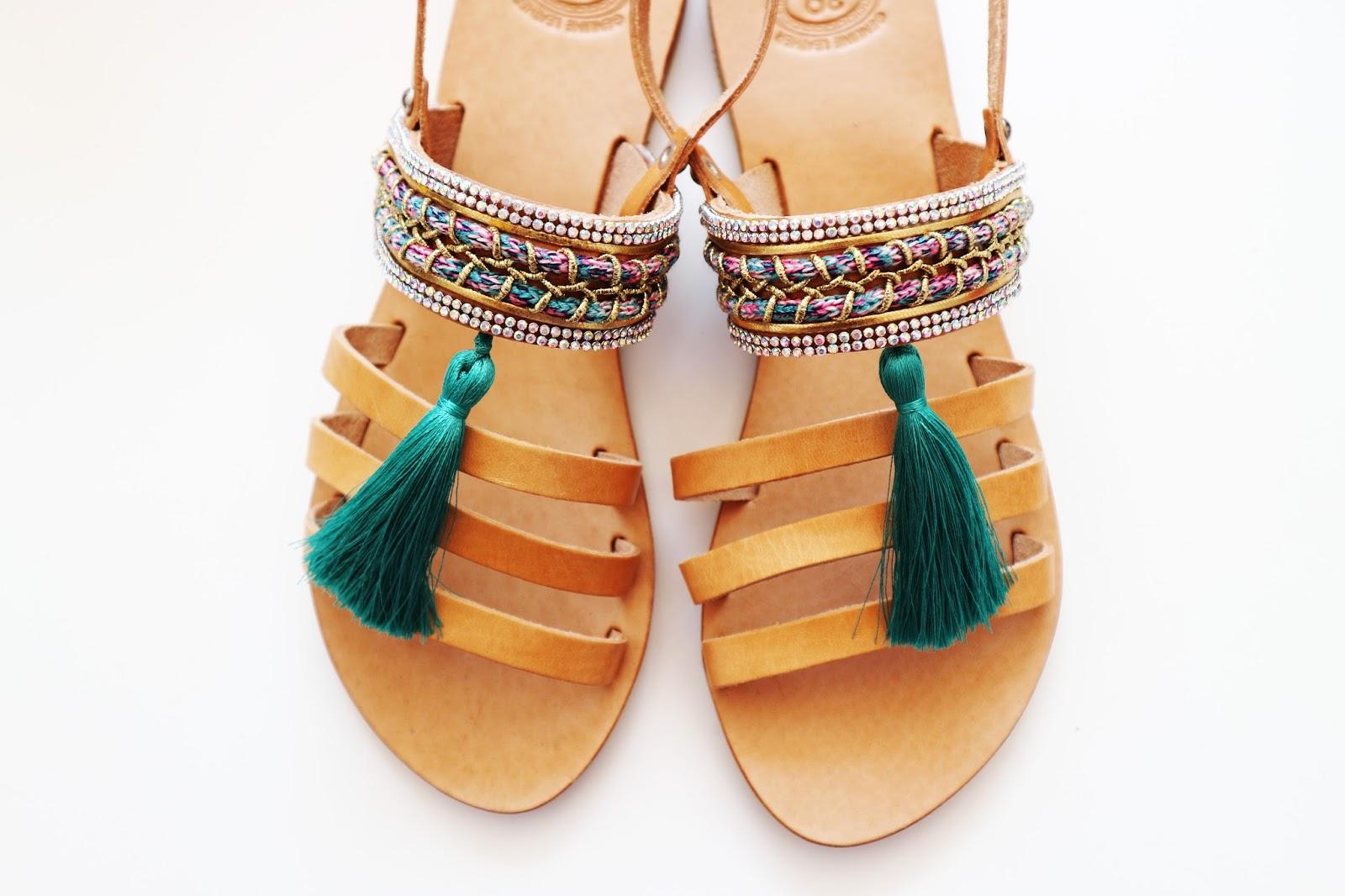 d3362762e2a elenas sandals: Σανδάλια 2017