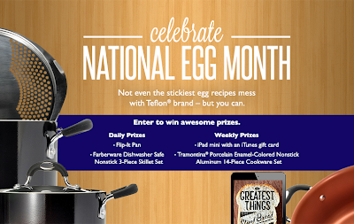 National Egg Month