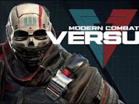 Modern Combat 6 Versus MOD APK v1.2.7 Full HACK for Android Terbaru Update 2017