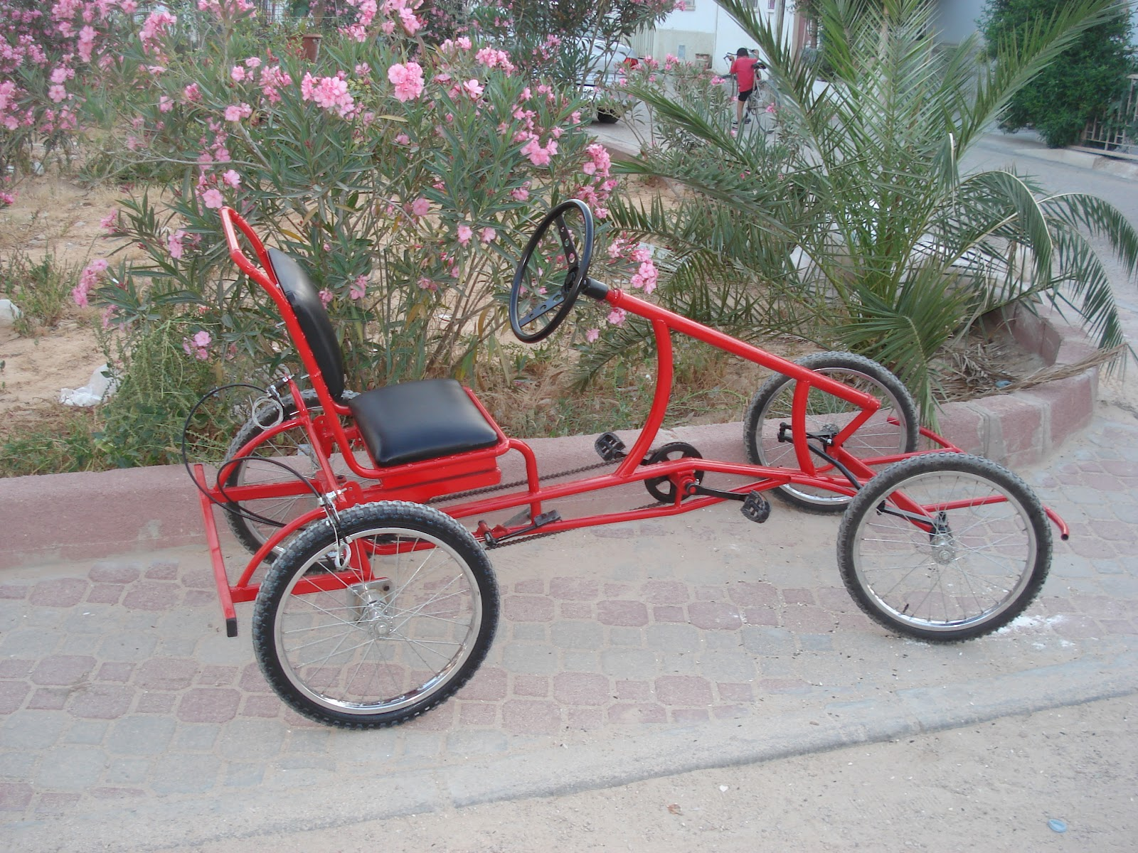 ALASKA VELO: The Rhoades And Other Pedal Cars