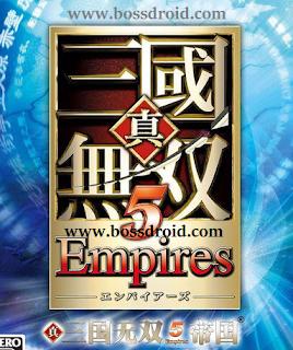 Download Game PPSSPP Dinasty Warrior 5