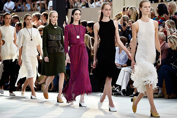 Paris Fashion Week, shows Celine