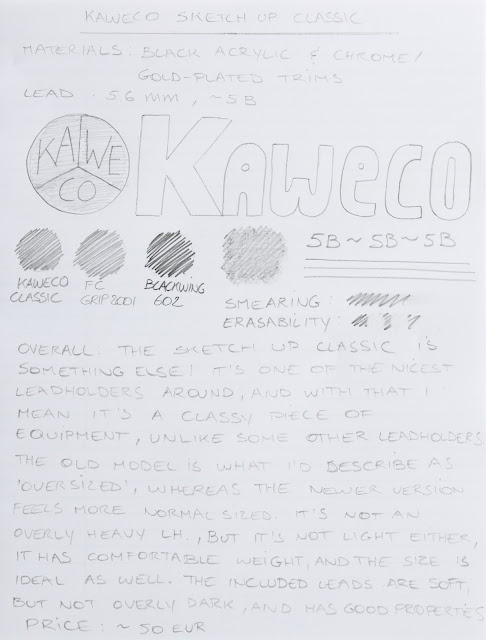 Kaweco Sketch-Up Classic Leadholders