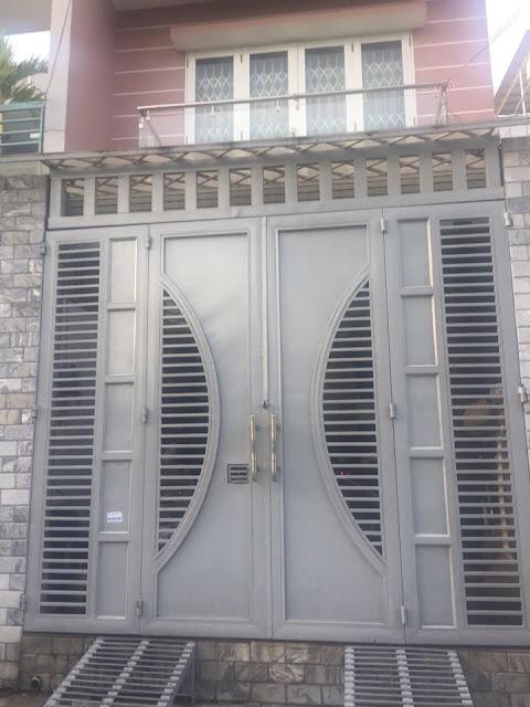 Bán nhà Quận 2 mặt tiền đường Phạm Công Trứ Thạnh Mỹ Lợi