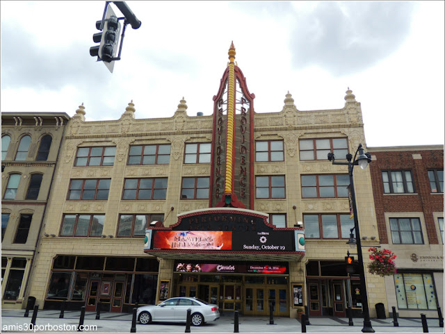 Loew´s State Theatre, Providence