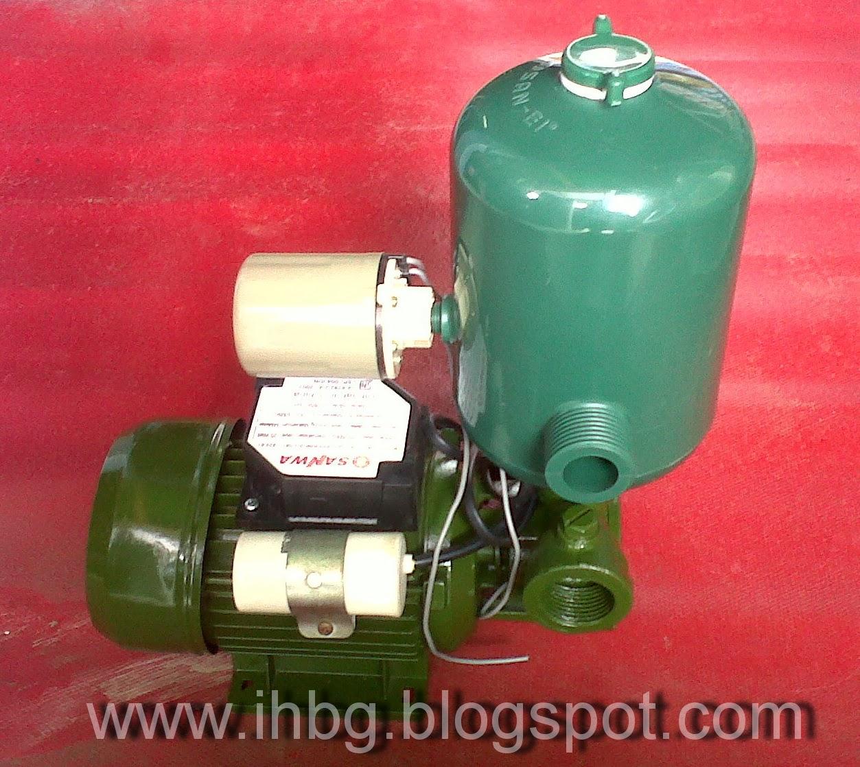 Alat Otomatis Pompa Air solusi hemat listrik - INFO HARGA ...