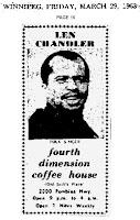 Len Chandler 1963